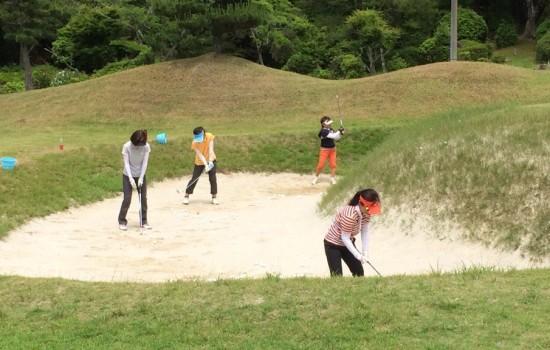 KKゴルフスクール アプローチレッスン会