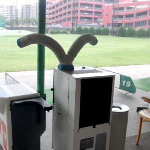 冷暖房完備!快適に練習していただけます。