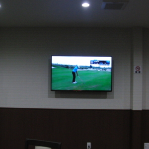 KKゴルフ 49インチ4Kテレビ